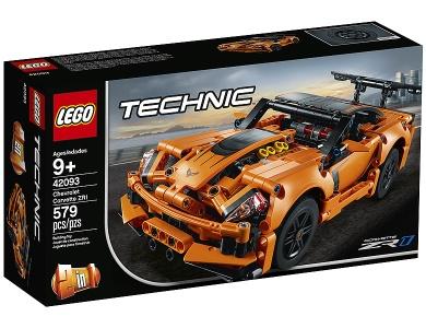 Lego Technic Rennboot 42089