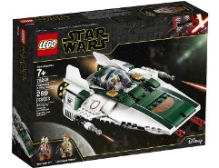 Widerstands A-Wing Starfighter 75248