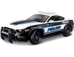 Ford Mustang 2015 GT Police