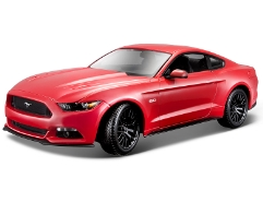 Ford Mustang GT 2015 Rot