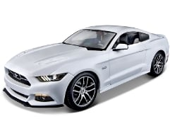 Ford Mustang GT 50th Anniversary Edition Weiss