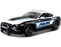Ford Mustang GT Police