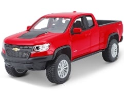 Chevrolet Colordo ZR2 2017 Rot