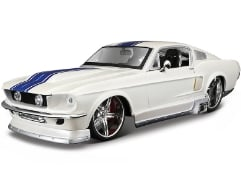 Ford Mustang 1967 Weiss