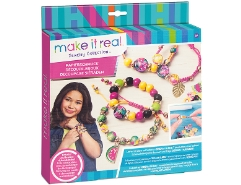 Decoupage-a-Bead Jewelry