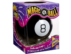Magic 8 Ball D
