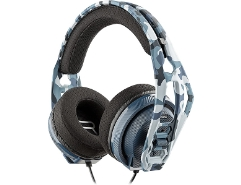 RIG 400HS Stereo Gaming Headset Camo Blue
