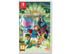 Ni no Kuni: Der Fluch der Weissen Königin Remastered