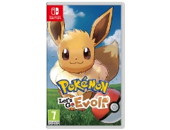 Pokémon: Lets Go, Evoli