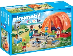 Familien-Camping 70089