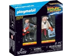 Marty Mcfly und Dr. Emmett Brown 70459