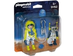 Duo Pack Astronaut und Roboter 9492