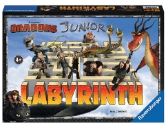 Dragons Junior Labyrinth