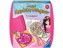Mini Mandala-Designer romantic