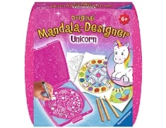 Mini Mandala Designer Unicorn