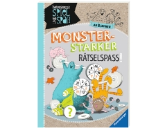 Monsterstarker Rätselspass