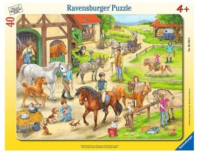 Lucky und ihre Freundinnen Ravensburger 10748 Puzzles Spirit