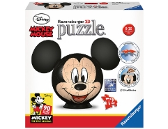 Mickey Mouse mit Ohren 72Teile