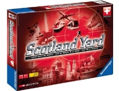 Scotland Yard Swiss Edition