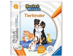 Pocket Wissen: Tierkinder