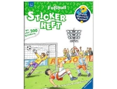 Stickerheft Fussball