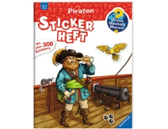 Stickerheft Piraten