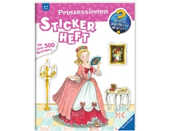 Stickerheft Prinzessinnen