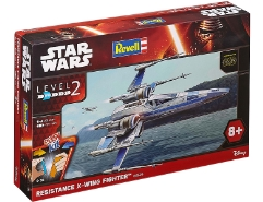 Resistance X-Wing Fighter 55Teile