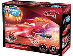 Lightning McQueen Crazy 8 Race