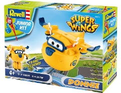 Super Wings Donnie 71Teile