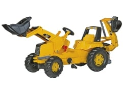CAT Backhoe mit Lader