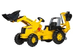 New Holland Backhoe-Loader