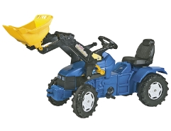 New Holland TD5050 mit Lader