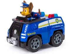 Chase Transforming Police Cruiser