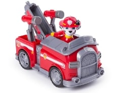 Marshall's Transforming Fire Engine