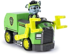 Rocky's Mission Recycling Truck