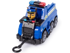 Chase's Police Cruiser