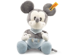 Mickey Mouse mit Quietsche 23cm