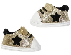 Trend Sneakers Gold 40-43cm