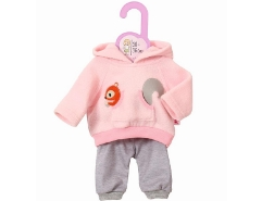 Sport Outfit Pink 30-36cm