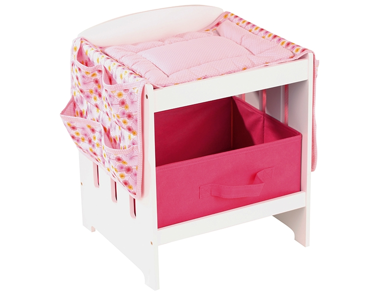 g tz puppen wickeltisch puppen zubeh r. Black Bedroom Furniture Sets. Home Design Ideas