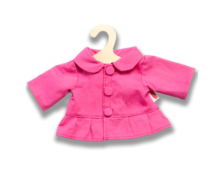 Heless Puppenjacke Pinky Gr. 35-45cm | Puppenkleider