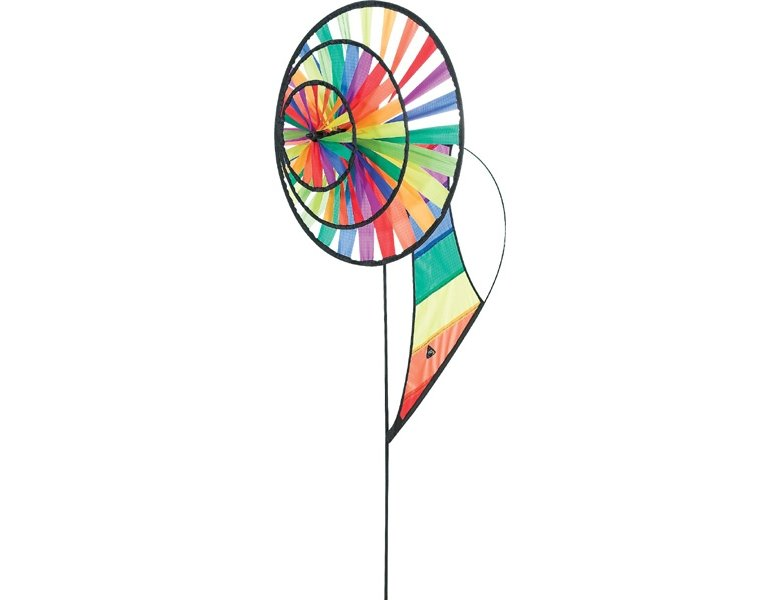 HQ Invento Magic Wheels Triple Rainbow 44cm | Windspiele