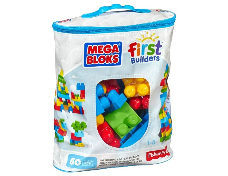Fisher-Price Mega Bloks Classic First Builders | Weitere Bausteine