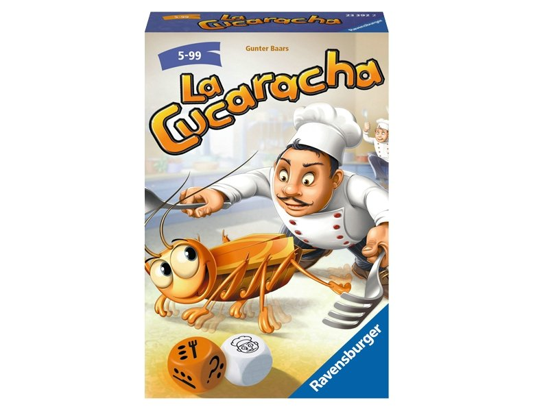 La Cucaracha Spiel