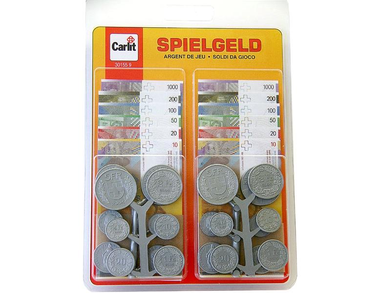 Spielgeld Franken