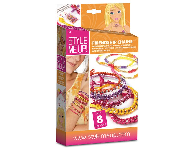 Style Me Up Friendship Chains Small Box