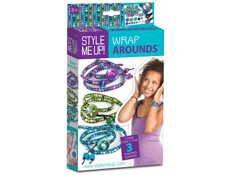 Style Me Up Wrap Arounds Small Box | Schmuck Bastelset