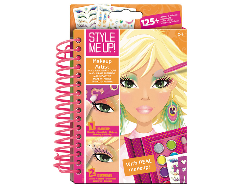 Style Me Up Sketch-to-Go Makeup Artist