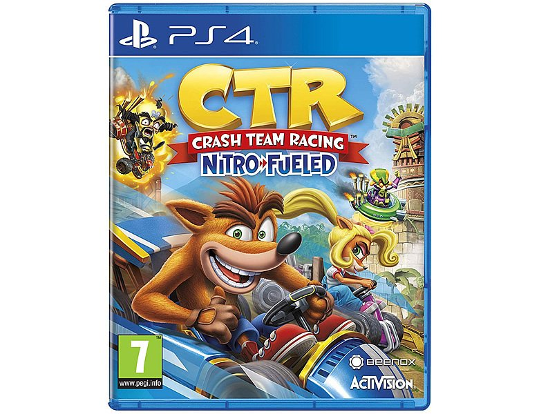 Activision PS4 Crash Team Racing: Nitro-Fueled